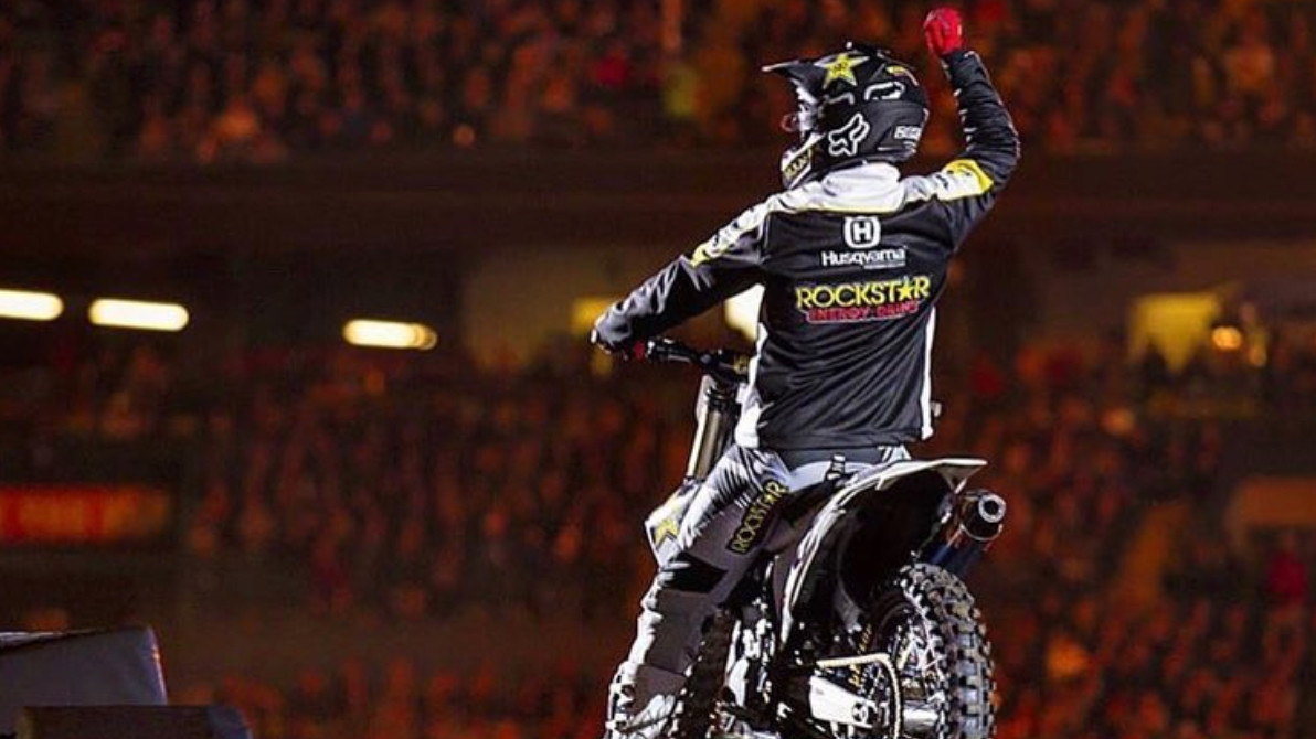 Injury Update: Dean Wilson - Houston Supercross
