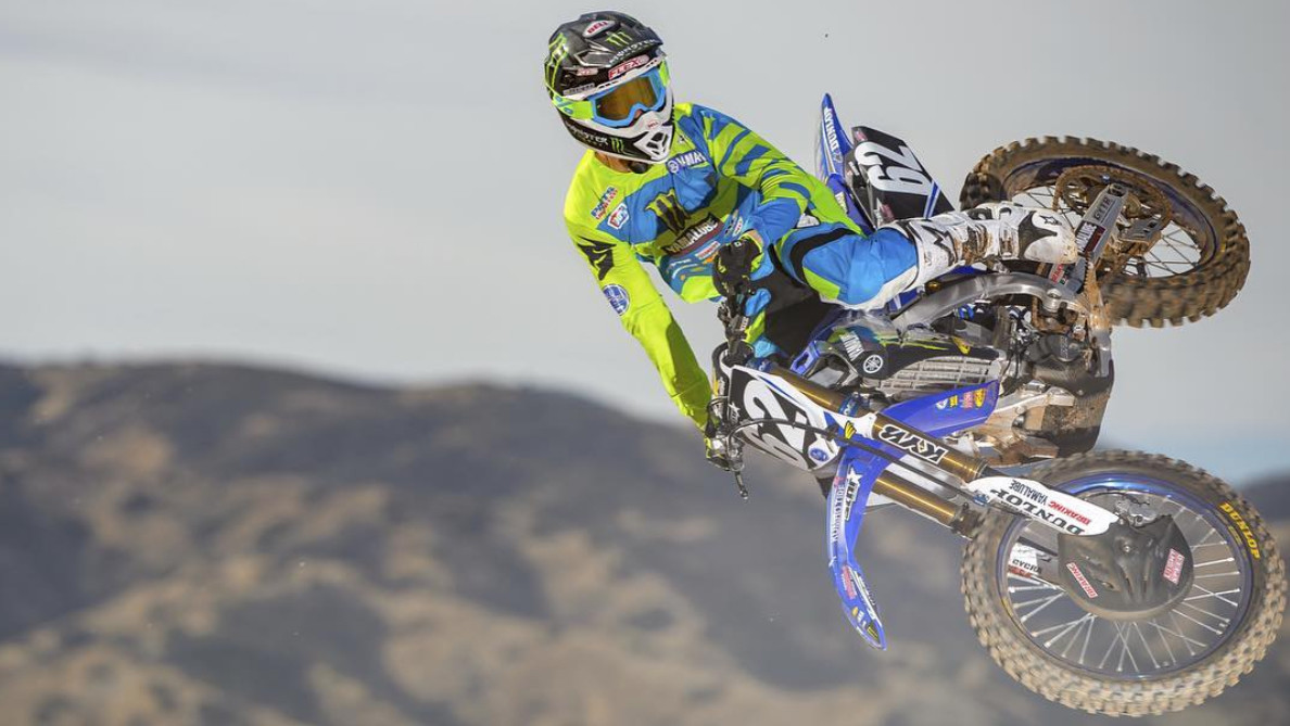 Injury Report: Justin Cooper - Houston Supercross