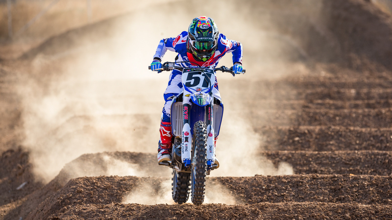 Justin Barcia Extends Contract with Monster Energy/Knich/Yamaha