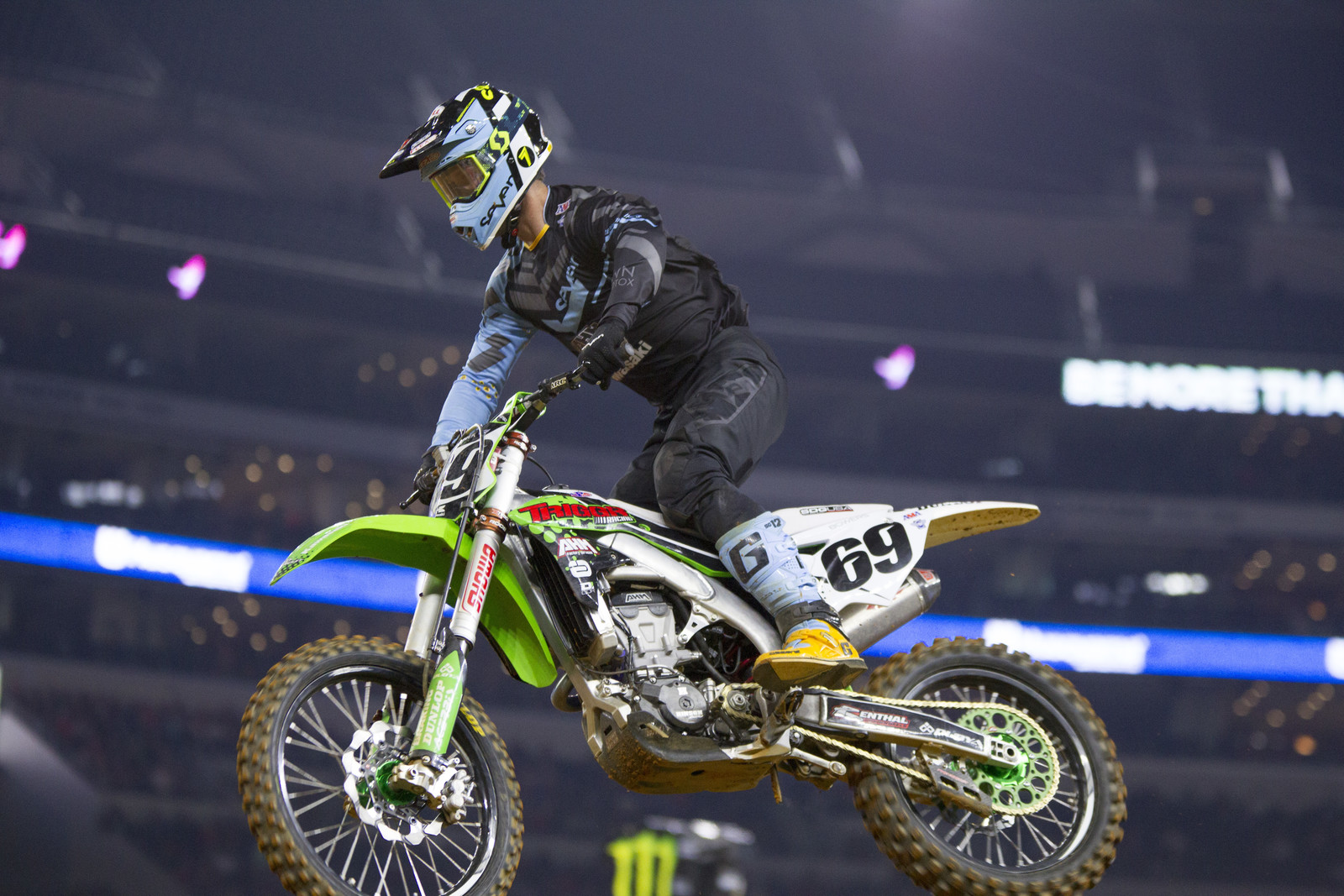 Tyler Bowers to Fill In for Josh Grant at Monster Energy Kawasaki