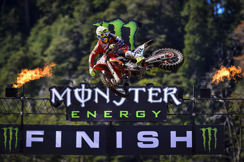2018 MXGP of Patagonia: Qualifying Results