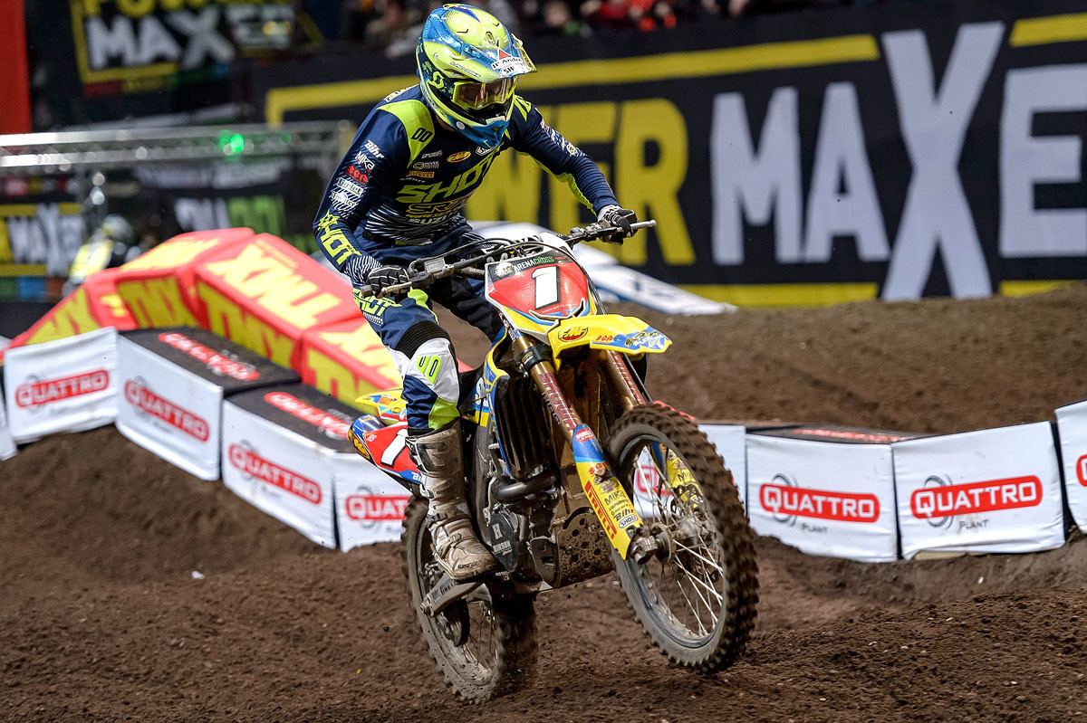 Thomas Ramette to Fill In at Star Racing Yamaha