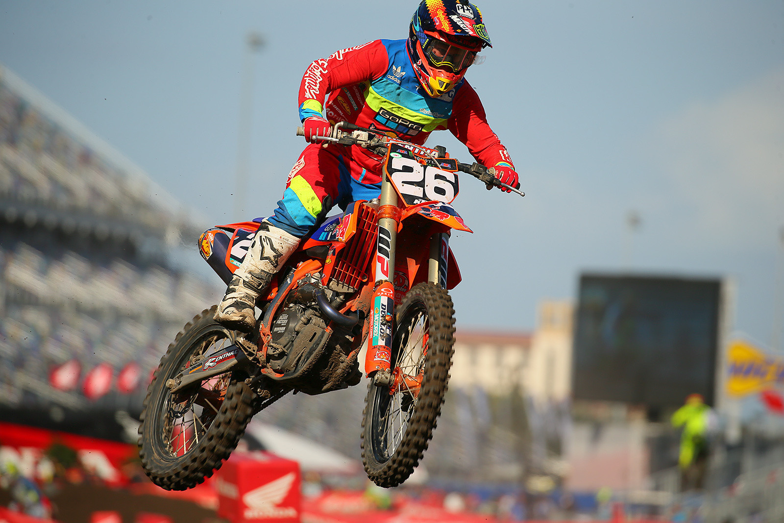 Alex Martin Out for Indianapolis Supercross