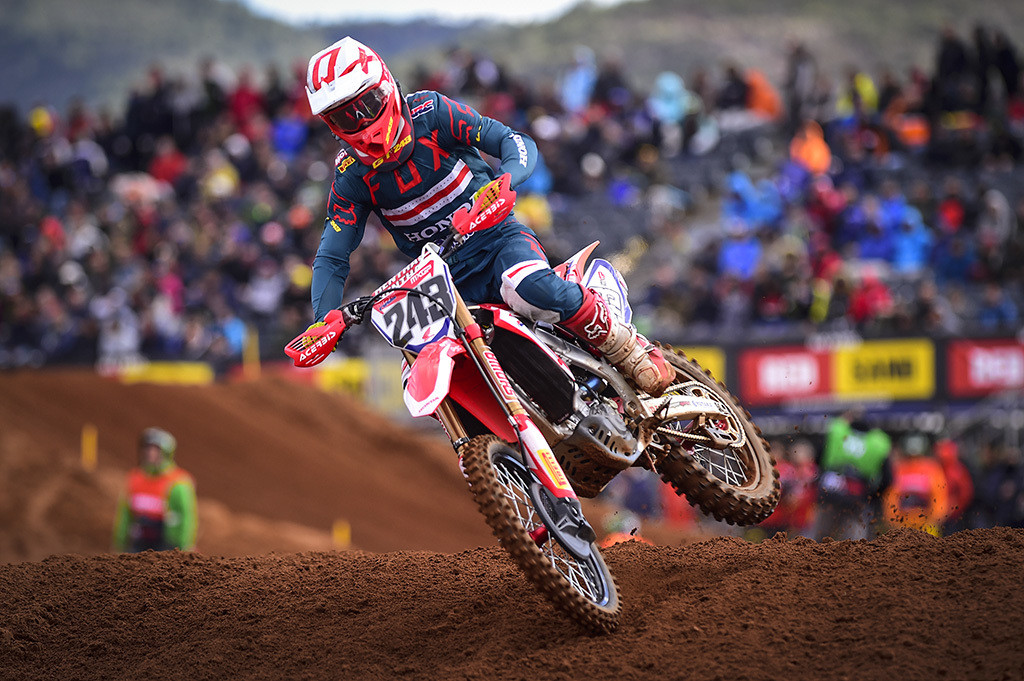 2018 MXGP of Valenciana: Qualifying Results