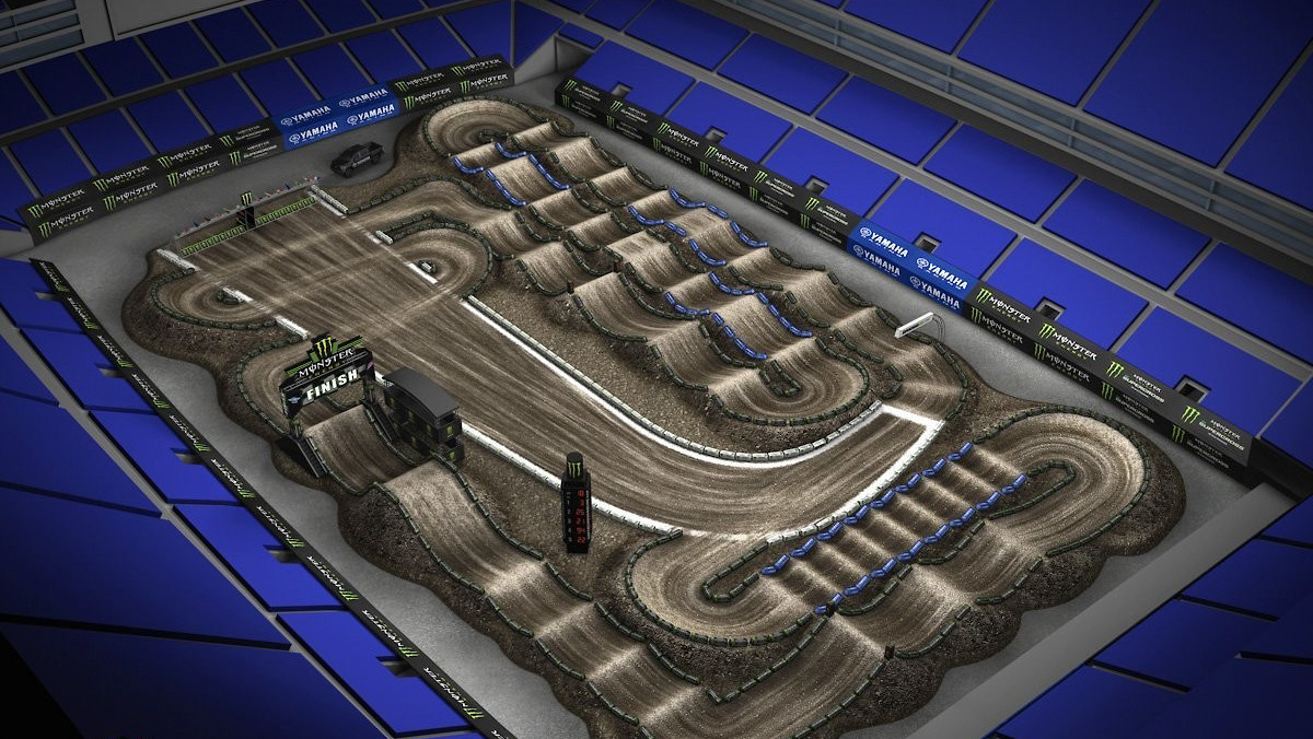 Updated Rain Affected Schedule - Seattle Supercross Qualifying and Racing