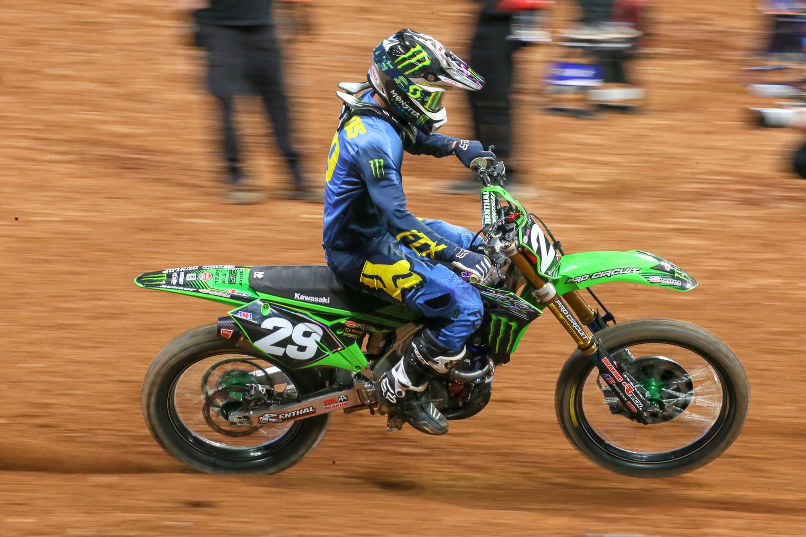 Injury Report: Martin Davalos Update