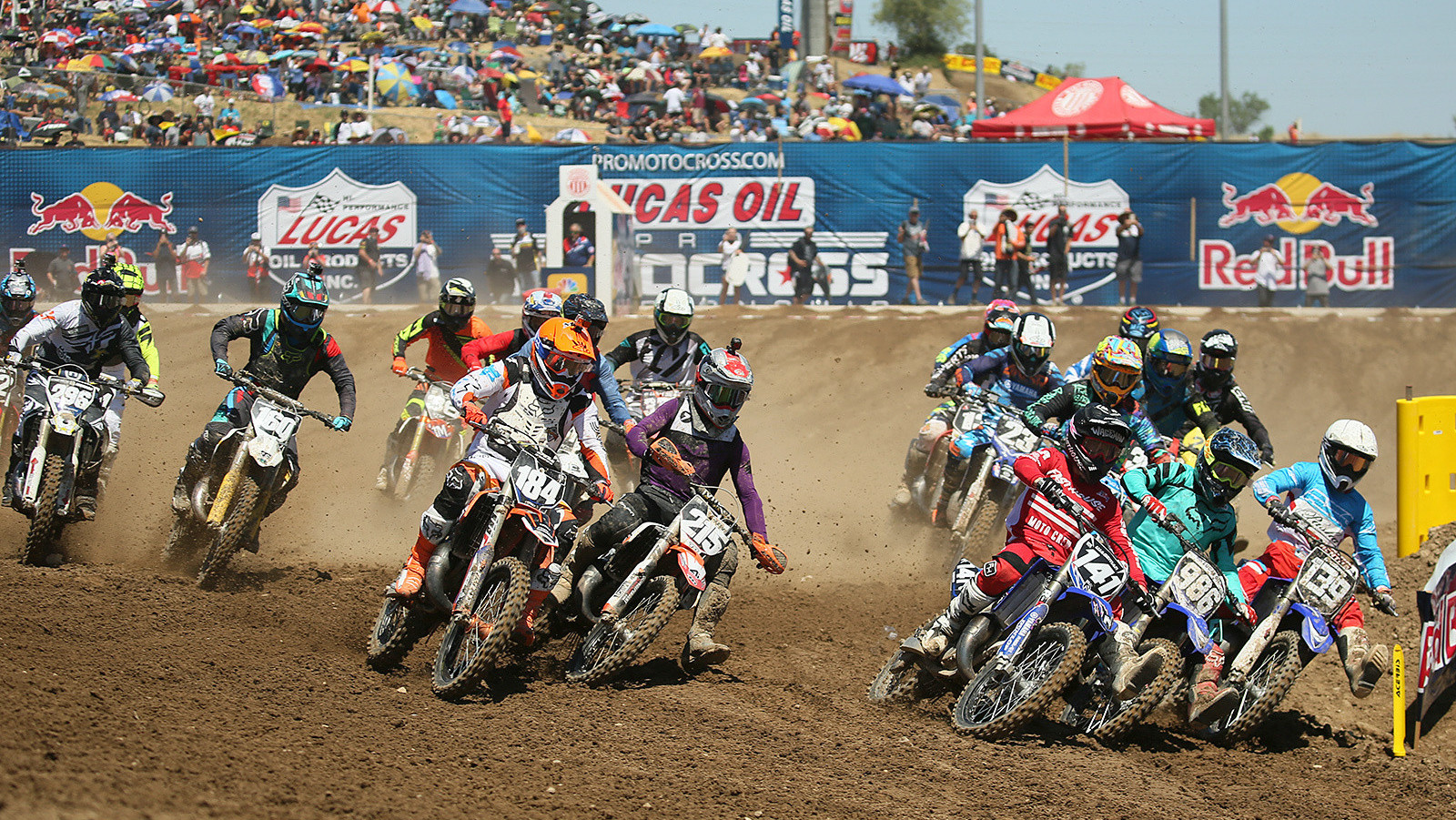 MX Sports Introduces Seven Round 125cc All Star Series to AMA Pro Motocross for 2018