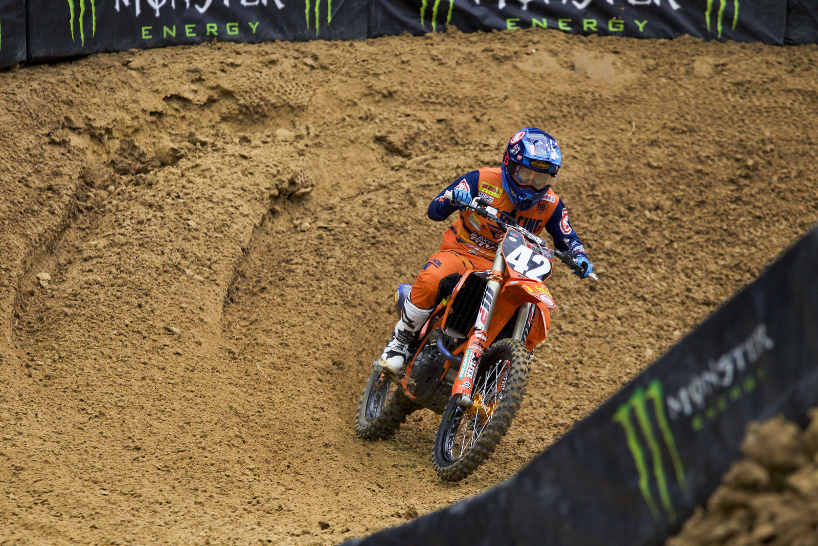 Dakota Alix Out for Thunder Valley Motocross National