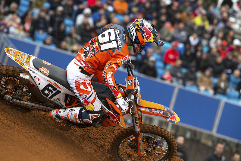 2018 MXGP of Lombardia: Qualifying Results