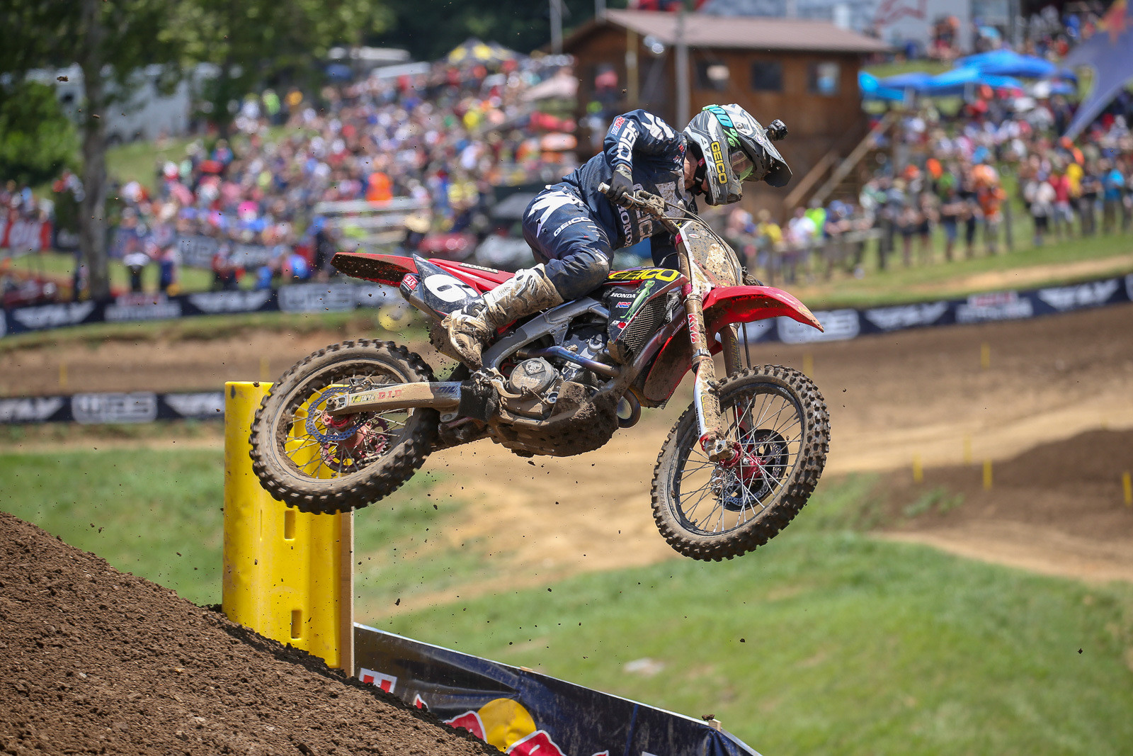 Injury Report: Jeremy Martin - Fractured L1 Vertebrae