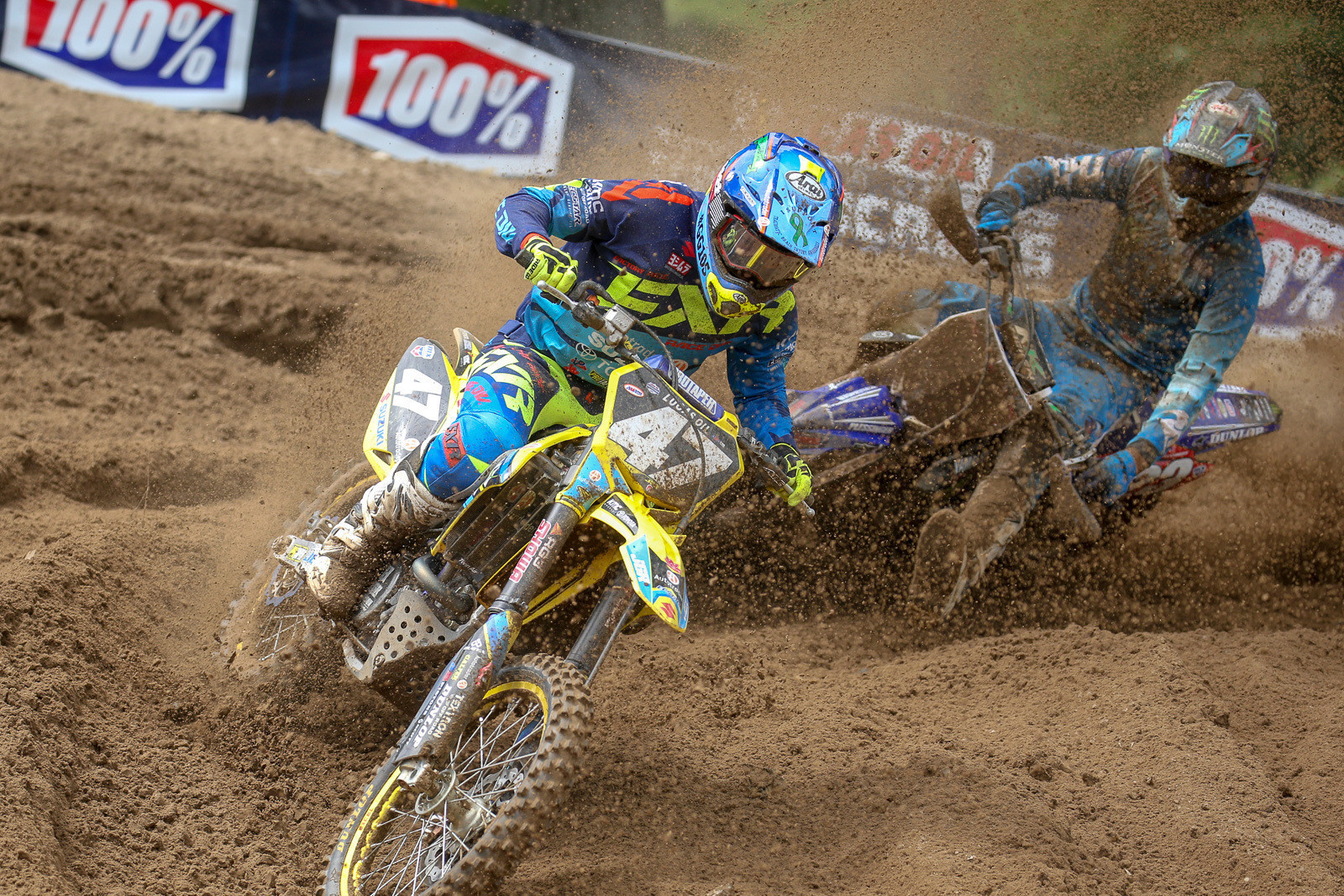 Jimmy Decotis to Miss Unadilla Motocross National