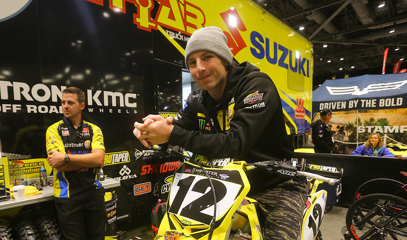 Jake Weimer Announces Retirement from Professional Racing