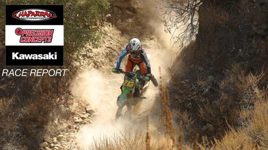 Chaparral/Precision Concepts Racing: Glen Helen WORCS Report