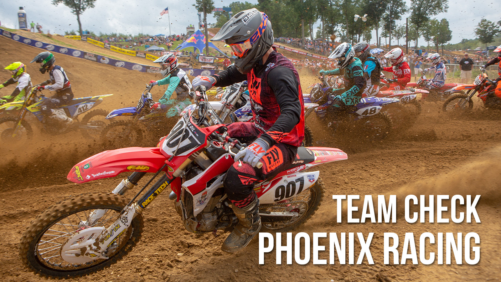 Team Check: Phoenix Racing