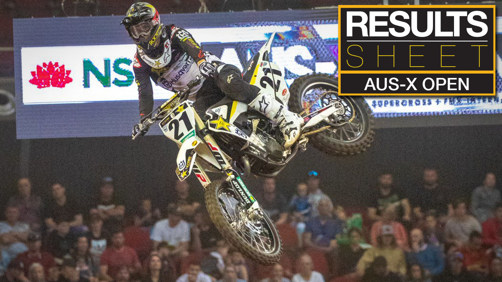 Results Sheet: 2018 AUS-X Open