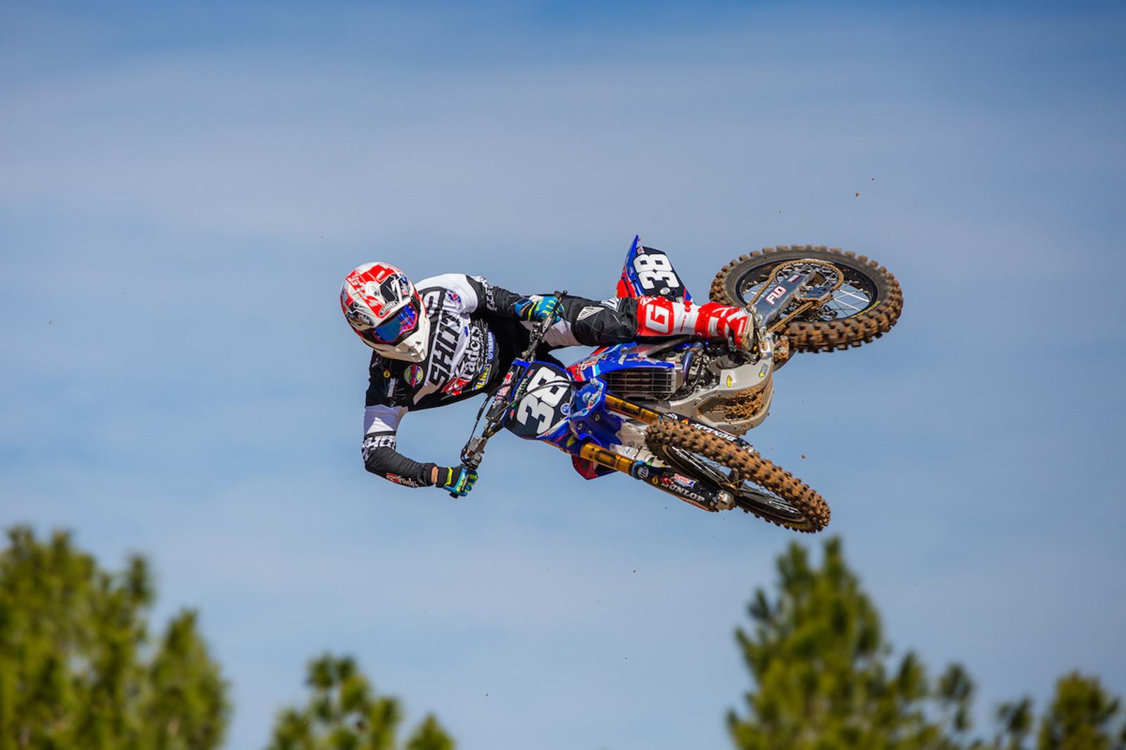 Luke Renzland and Traders Racing Yamaha Part Ways