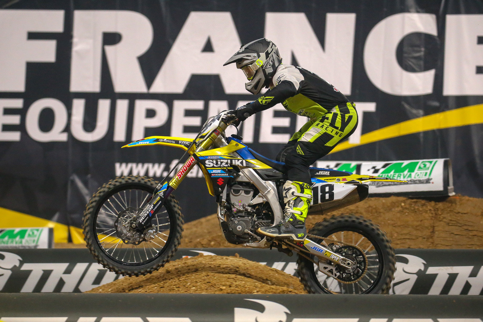 Weston Peick Releases Update on Condition