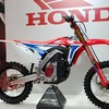 Honda Electric CR Prototype from Tokyo Motorcycle Show