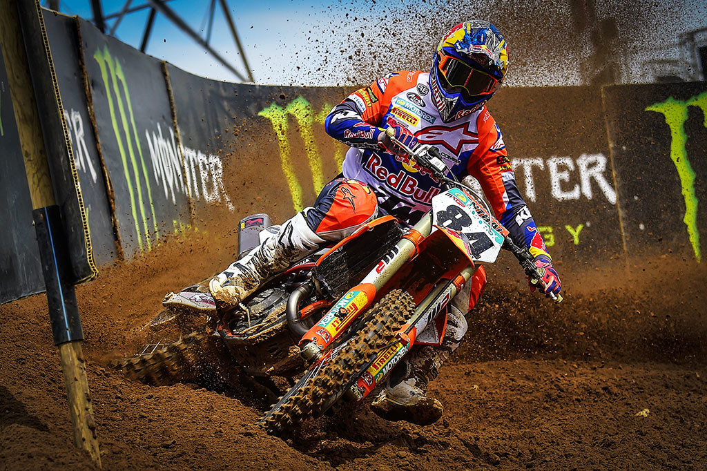 2019 MXGP of Latvia - Qualifying Results