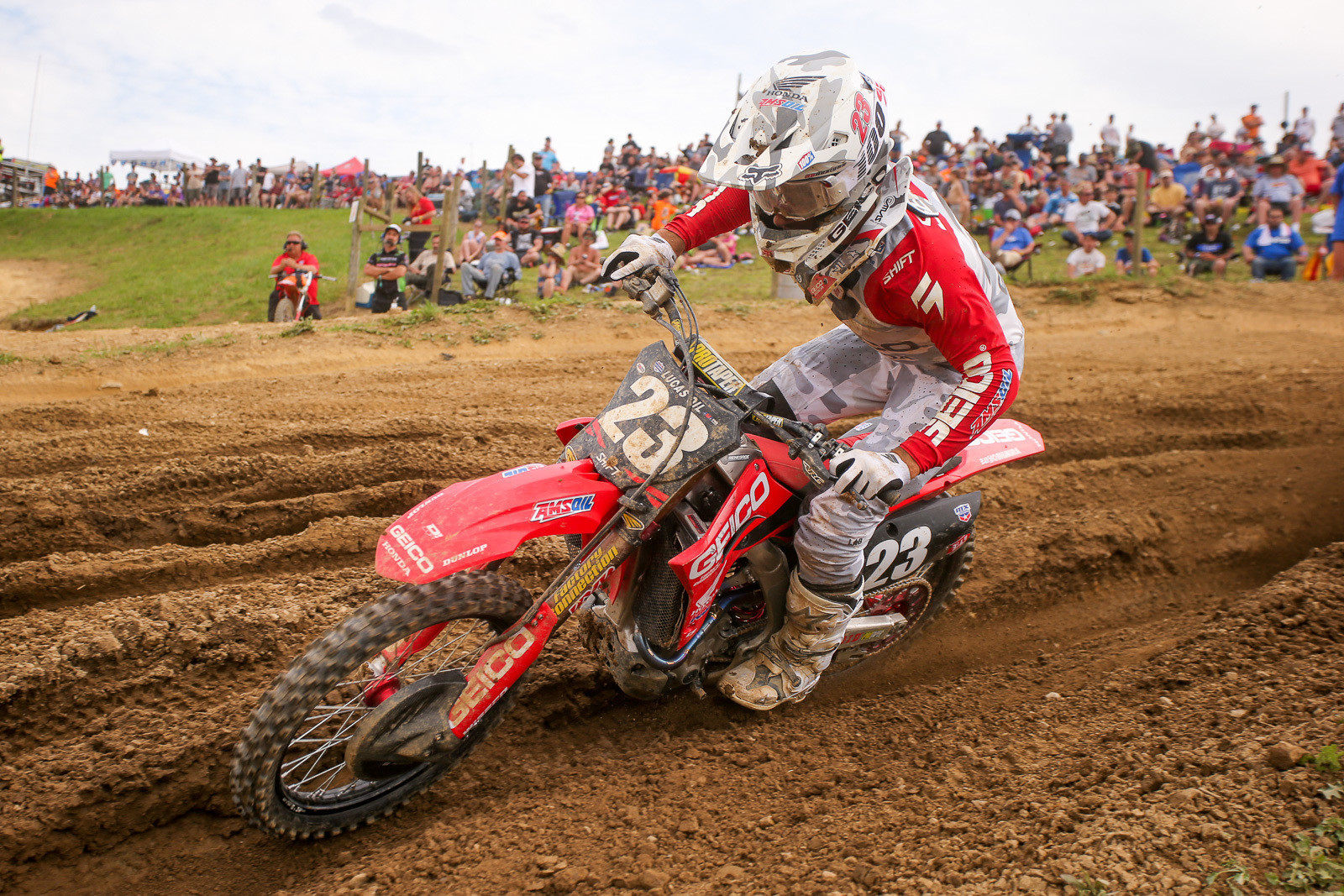 Chase Sexton Out for RedBud Motocross National