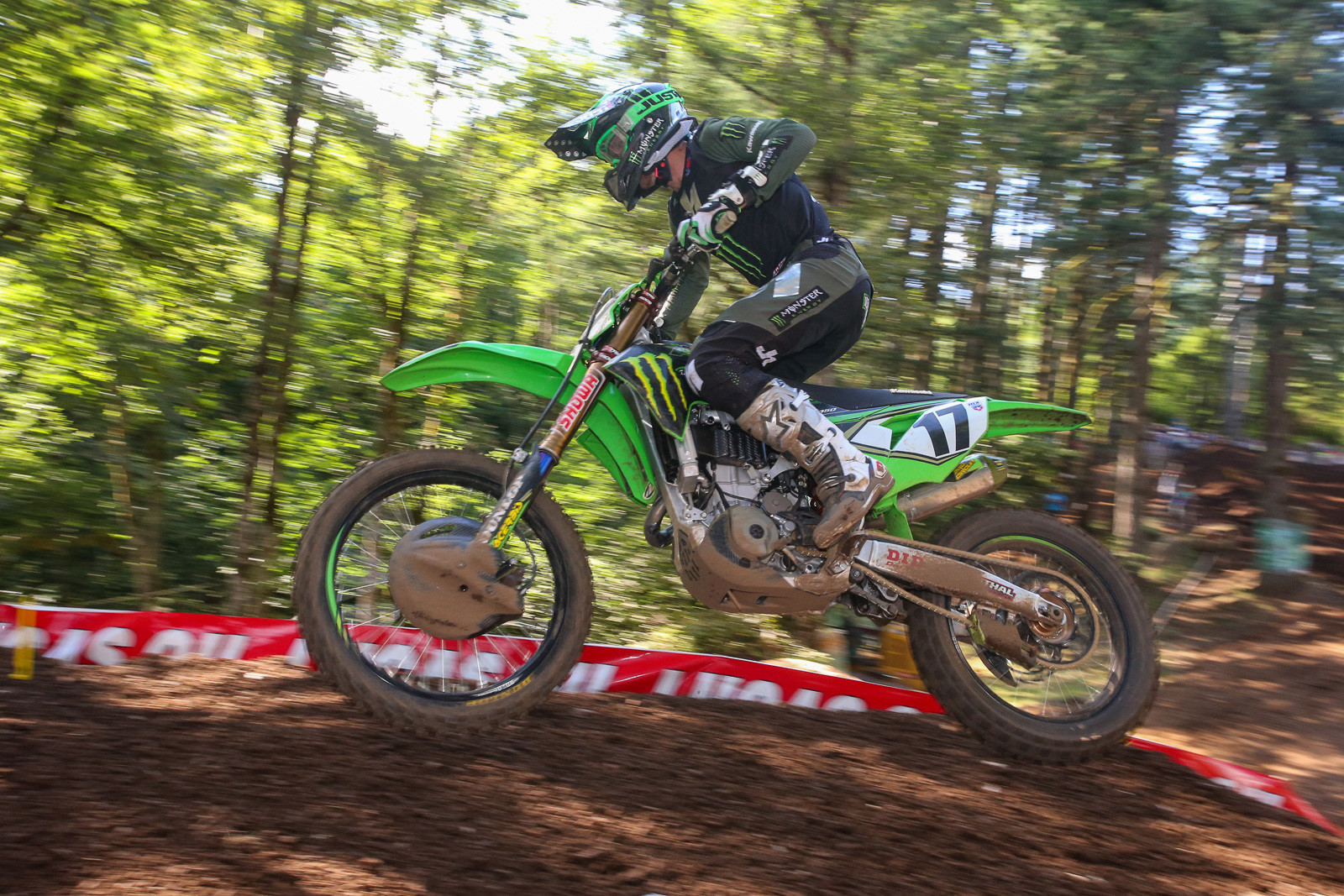 Joey Savatgy to Miss Budds Creek Motocross National