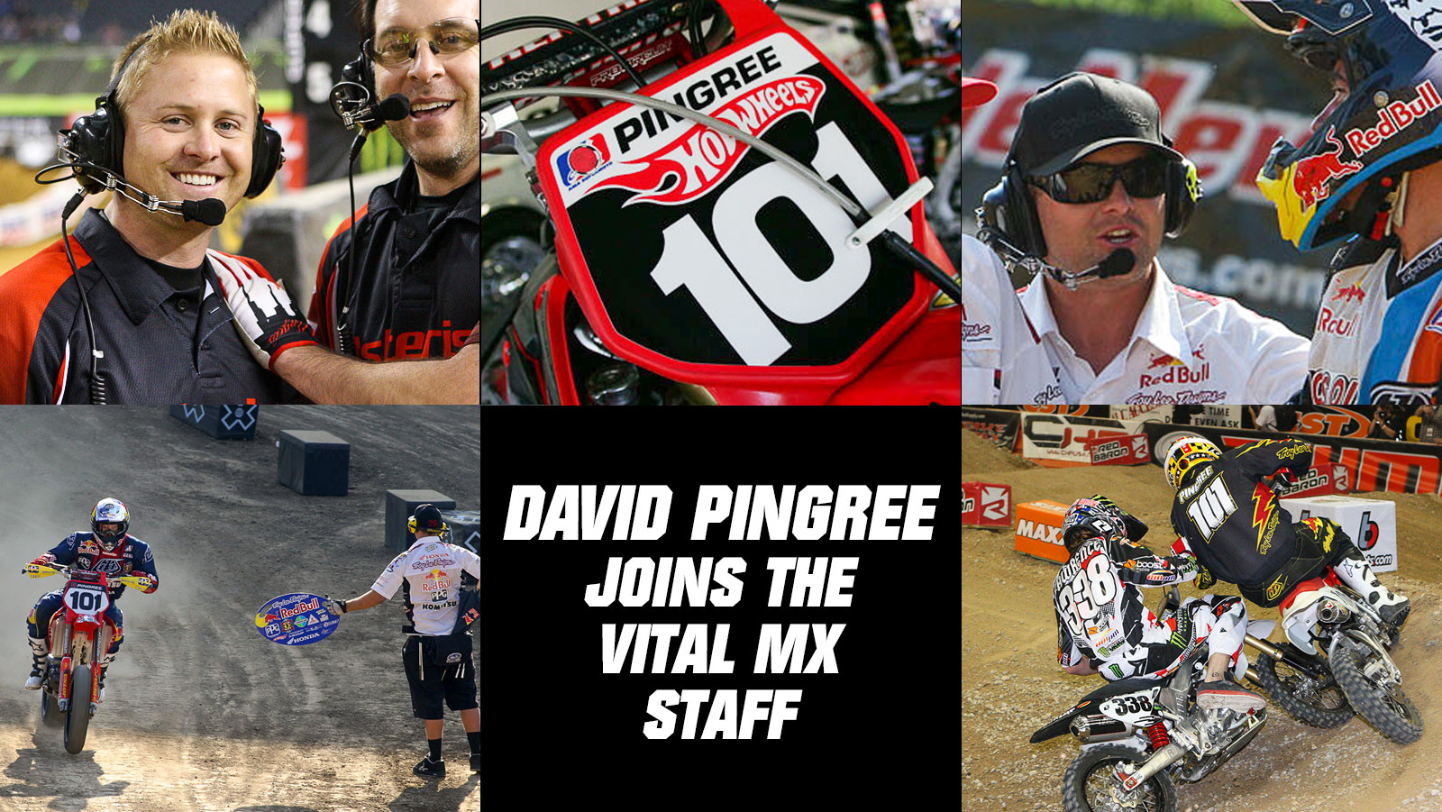 David Pingree Joins The Vital MX Staff