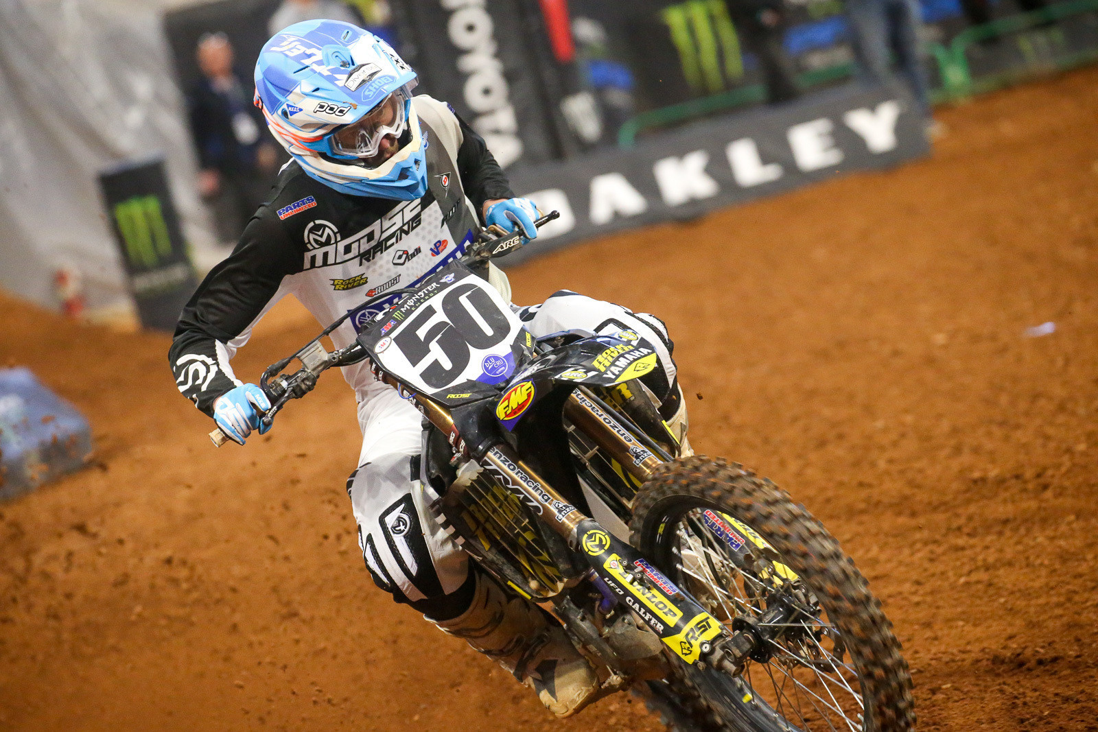 Benny Bloss Joins Team Rocky Mountain ATV/MC-KTM-WPS for Remainder of Supercross Season