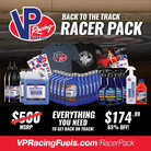 Get Back on Track with the VP Racing Fuels Racer Pack