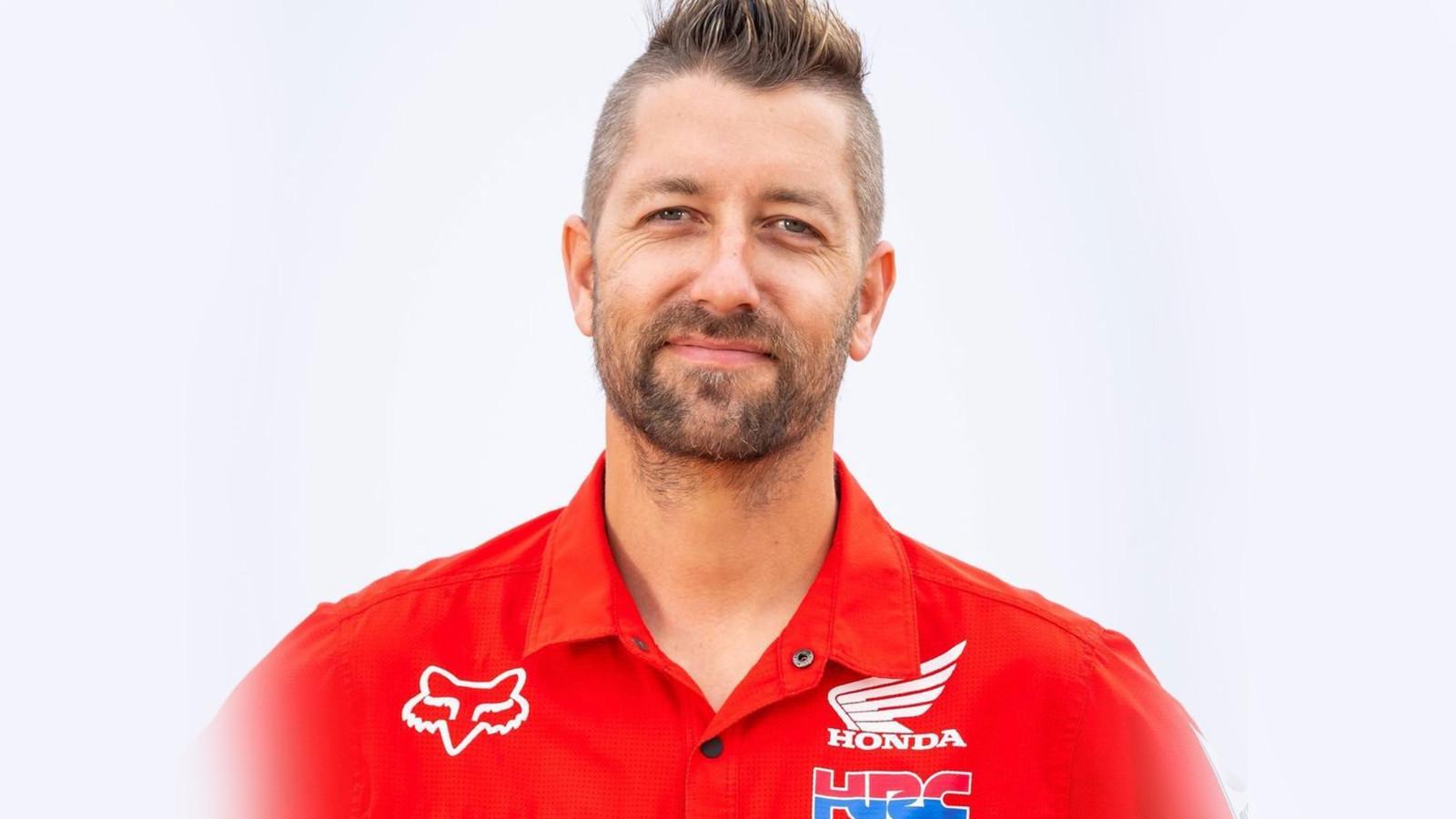 Team Honda HRC Appoints New Team Manager - Lars Lindstrom