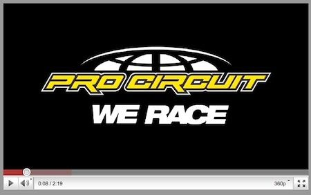 Revving Up For Outdoors With Monster Energy/Pro Circuit ...