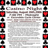 Casino Night Charity Event at ECC