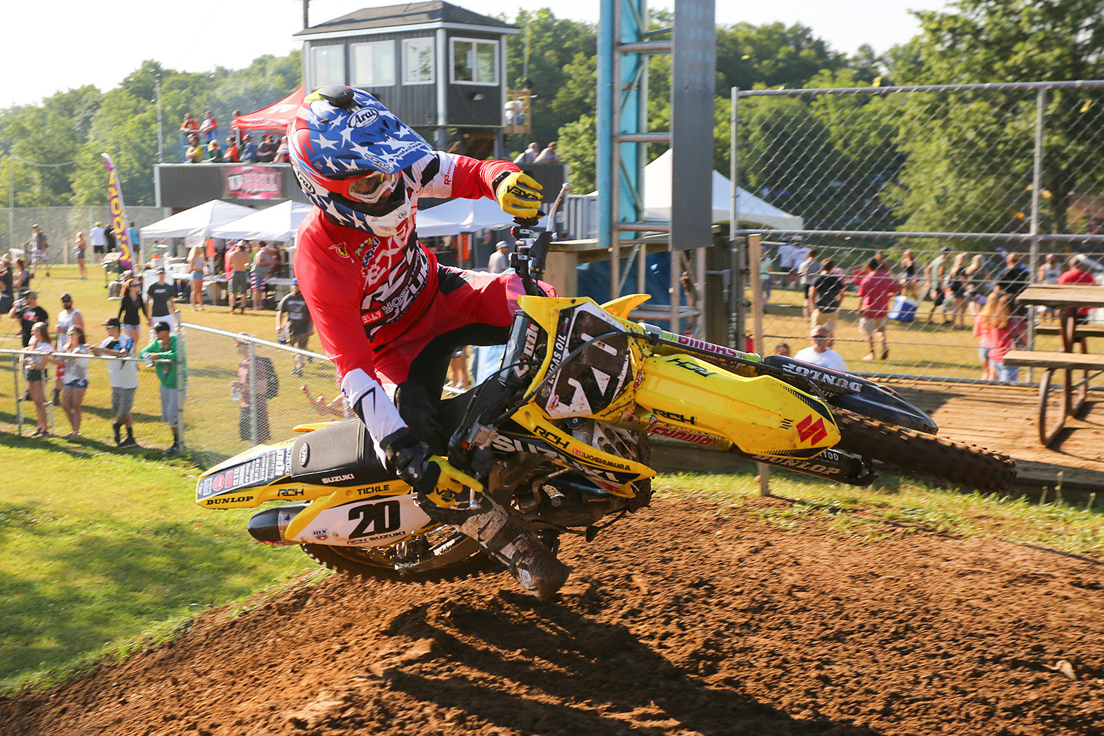 Broc Tickle Sidelined for the Remainder of the 2017 Motocross Season