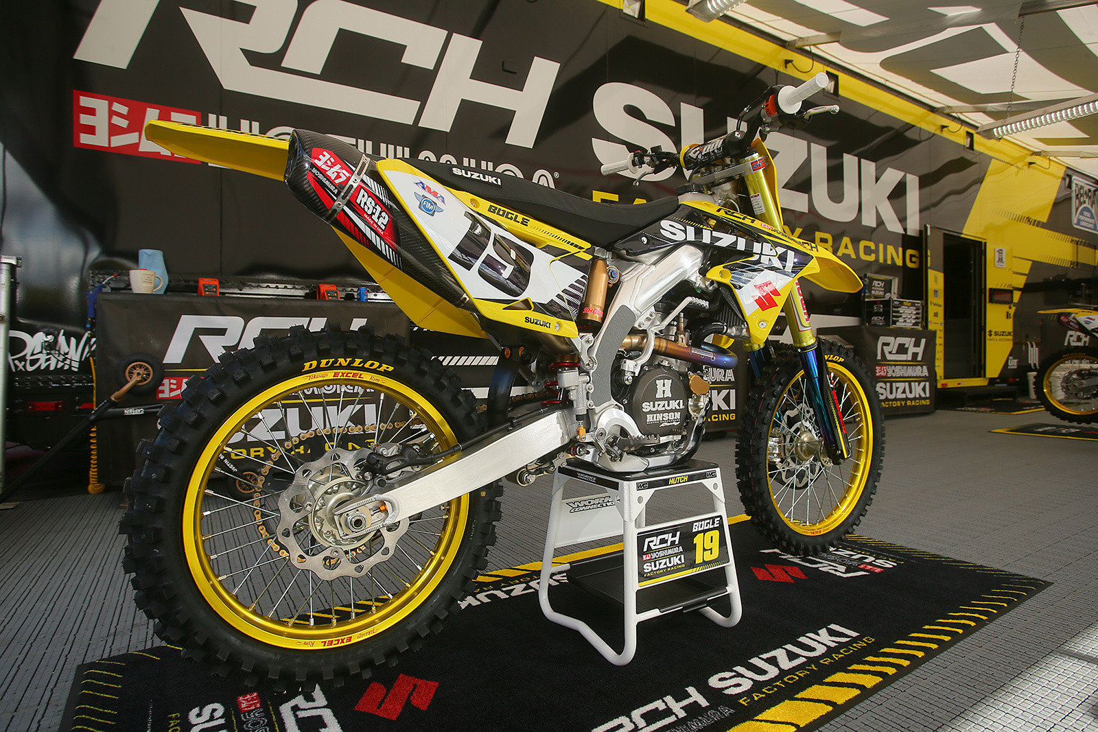 RCH Racing and Suzuki Conclude Partnership