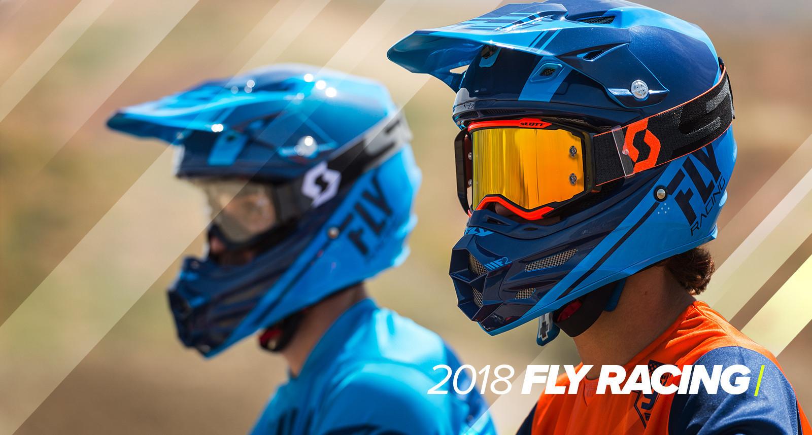 FLY Racing 2018 Racewear Collection