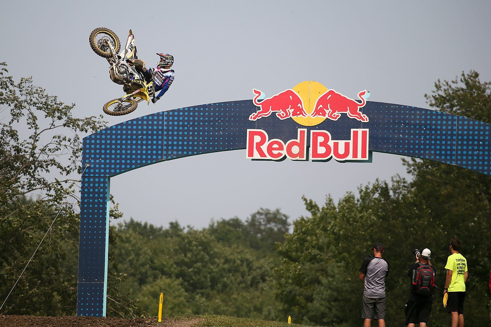 Justin Barcia Out for Budds Creek