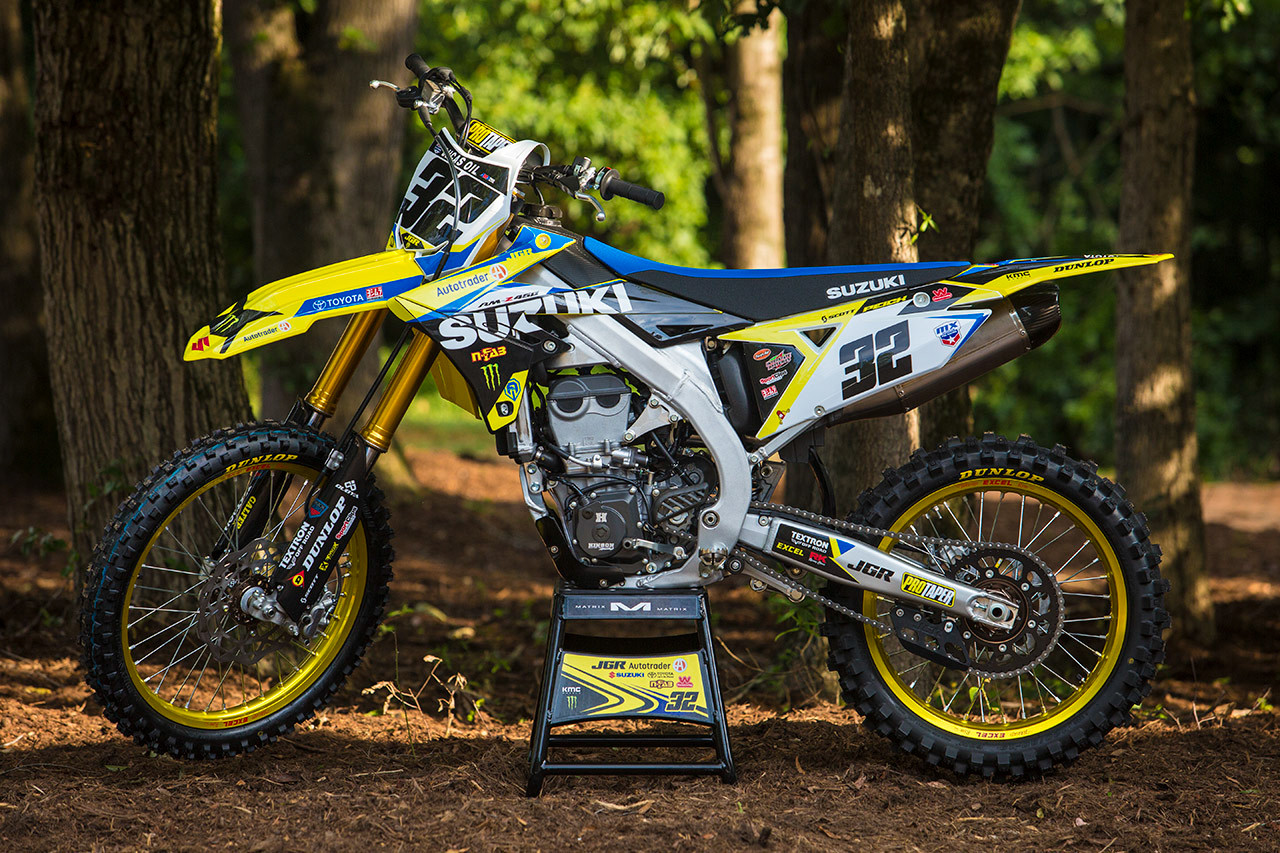 Official - Justin Bogle and Weston Peick to Autotrader/Yoshimura/Suzuki Factory Racing Team for 2018