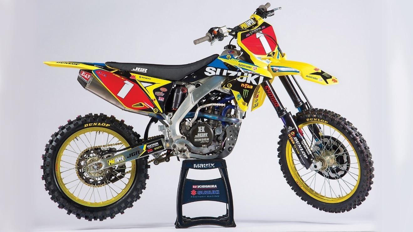 Autotrader/Yoshimura/Suzuki Factory Racing Team Signs Justin Hill for 2018 & 2019