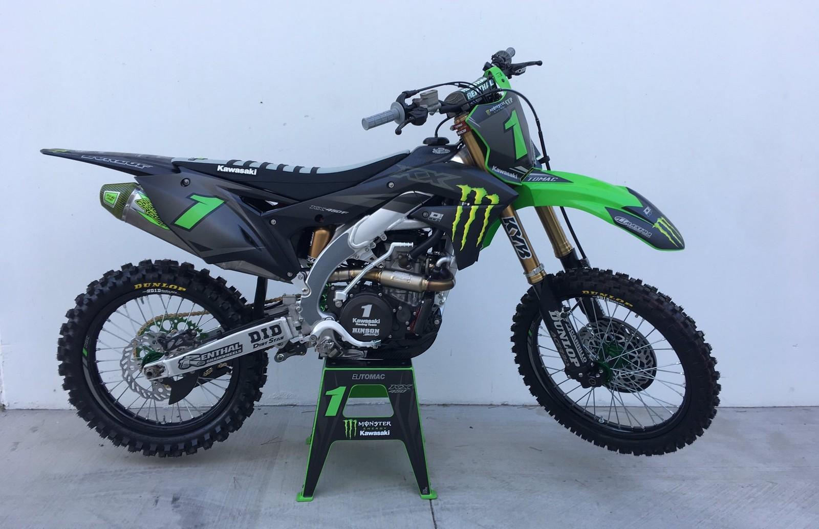 Kawasaki Unveils
