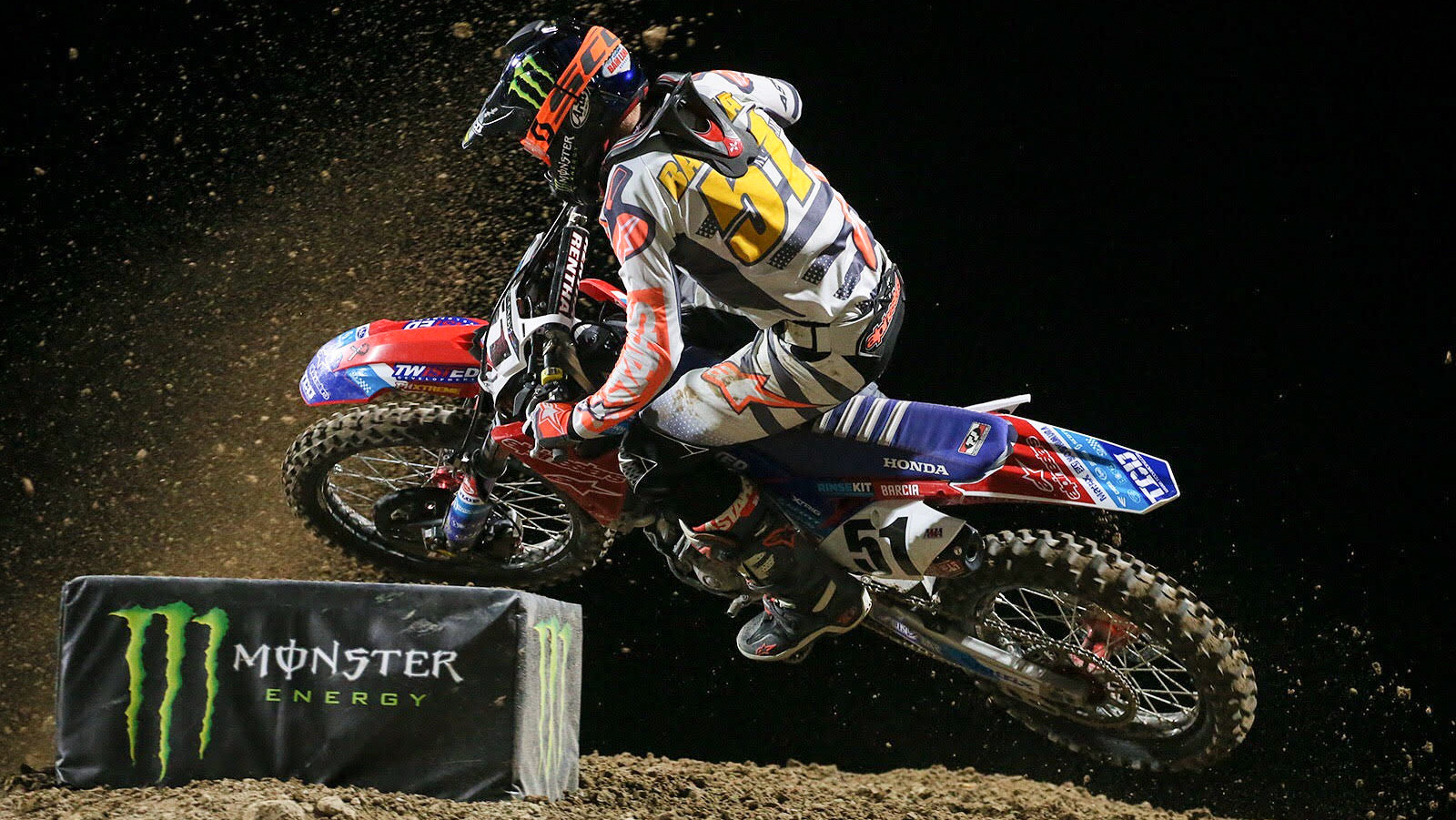 Justin Barcia Shares a Letter to the Fans on the Monster Energy Cup