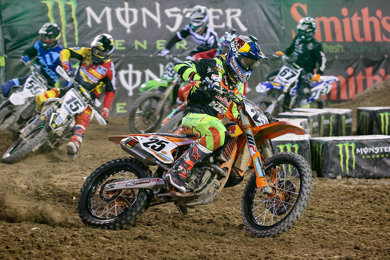Final Red Bull Straight Rhythm Rider Lists Released