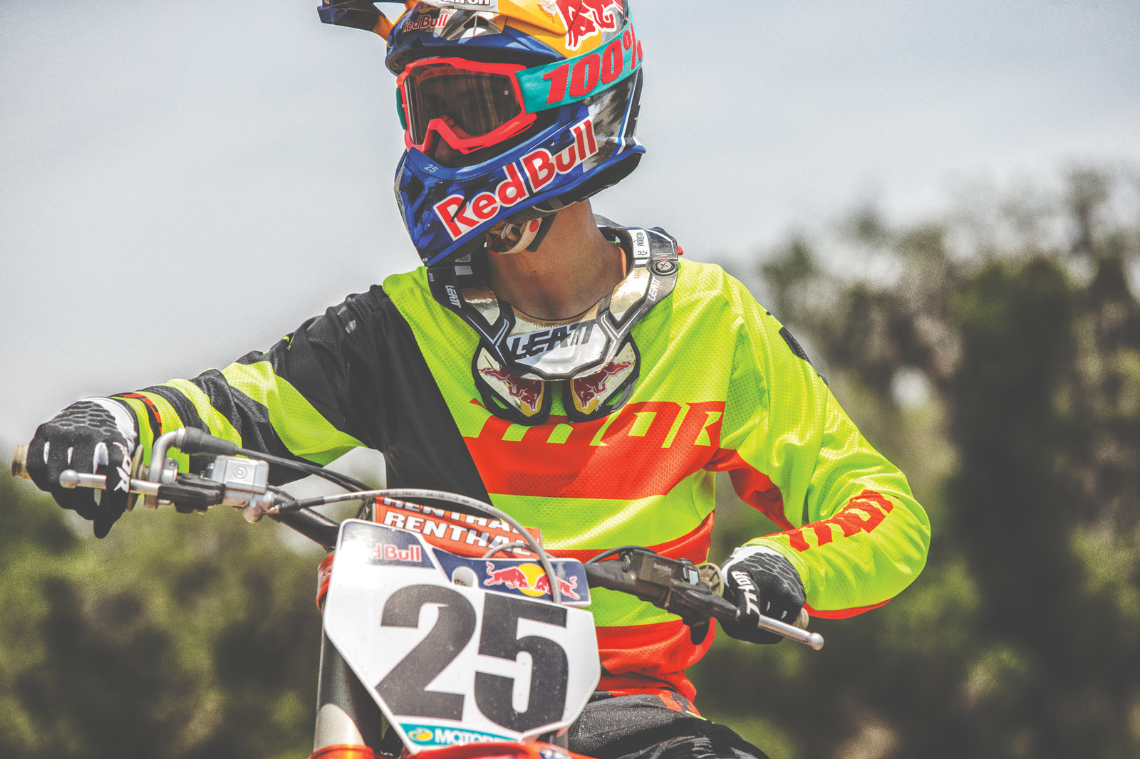 Thor MX & Marvin Musquin Extend Partnership