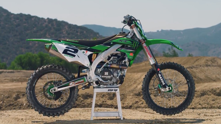 Jeremy McGrath: A Maxxis Athlete