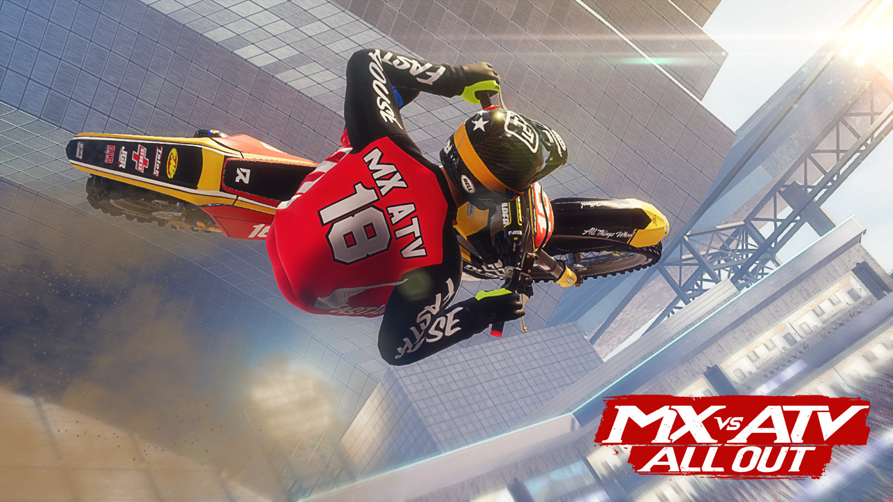 THQ Nordic Announces MX vs ATV All Out Release Date