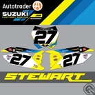 Malcolm Stewart to Fill-In for Justin Bogle at AutoTrader / Yoshimura / JGR / Suzuki Factory Racing