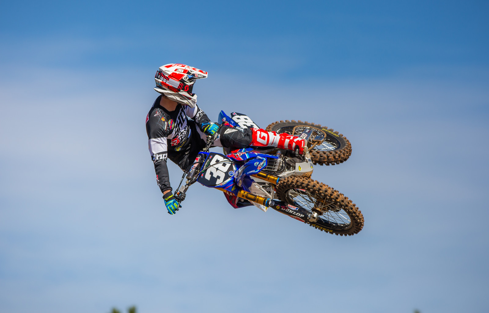 Shot Race Gear Partners with Traders Racing Yamaha for 2018 250 East Coast Championship