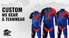 Custom MX Gear & Team Wear by KW RaceWear