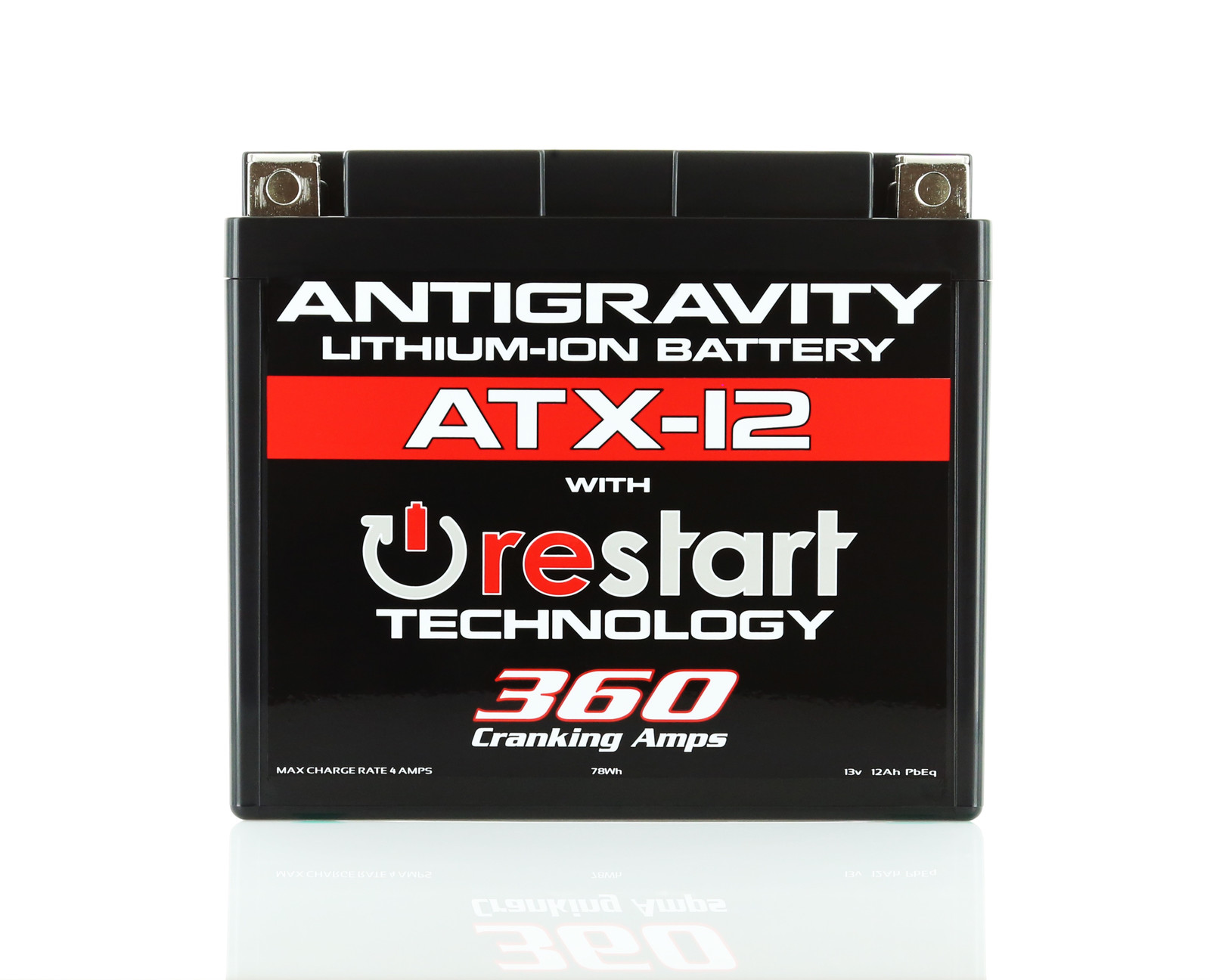 Antigravity Batteries: Game Changing RE-Start Battery