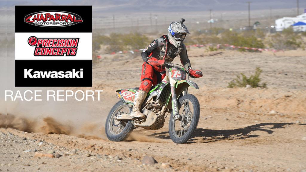Chaparral/Precision Concepts Racing: 29 Palms BIG 6 Report