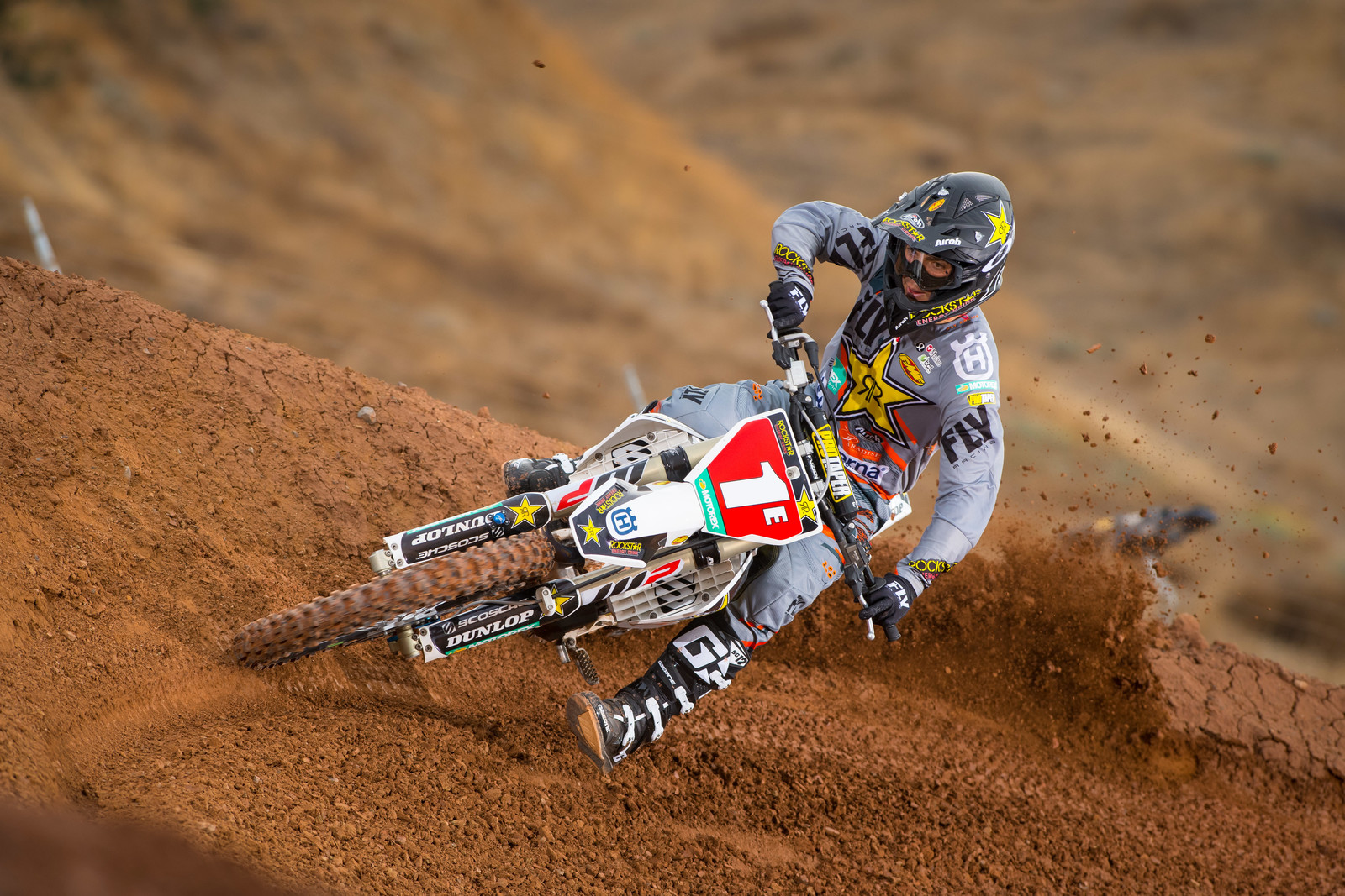 Zach Osborne Signs Contract Extension Through 2020 with Rockstar Energy Husqvarna