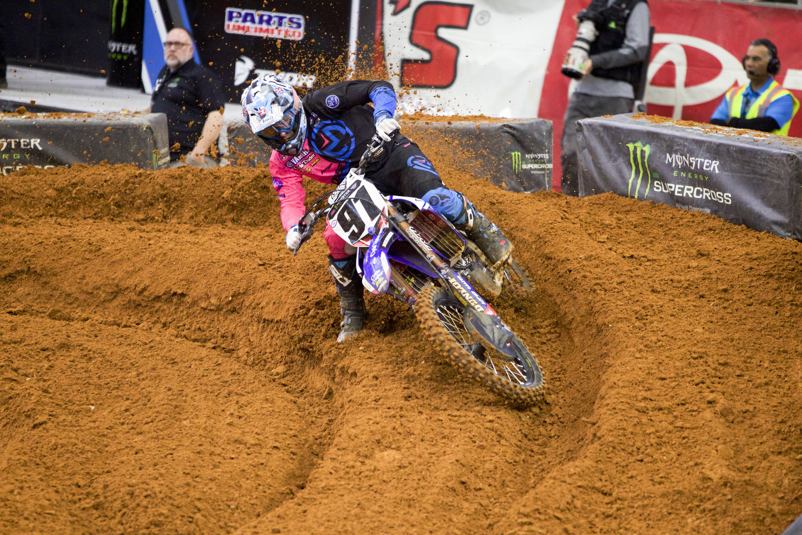 Alex Ray to Fill In for Cooper Webb at Monster Energy/Yamaha Factory Racing